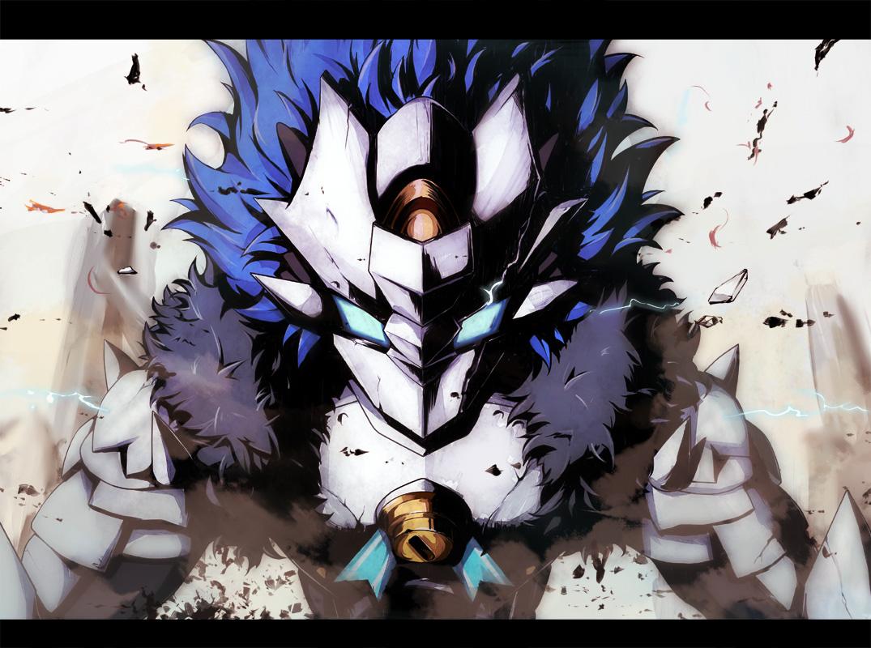 Blue Hair Chung Elsword Elsword Animeflow