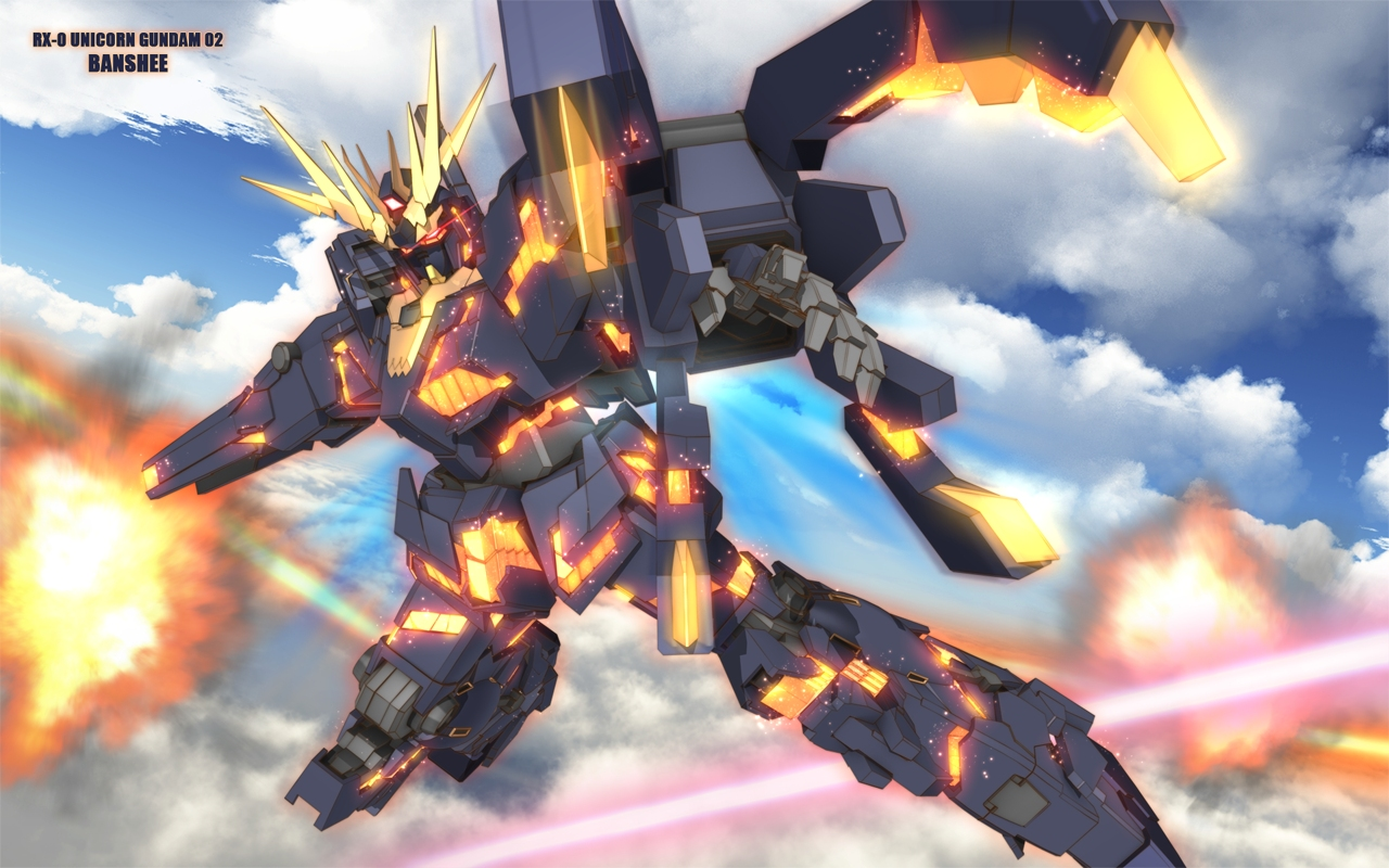 mecha, mobile_suit_gundam, mobile_suit_gundam_unicorn ...
