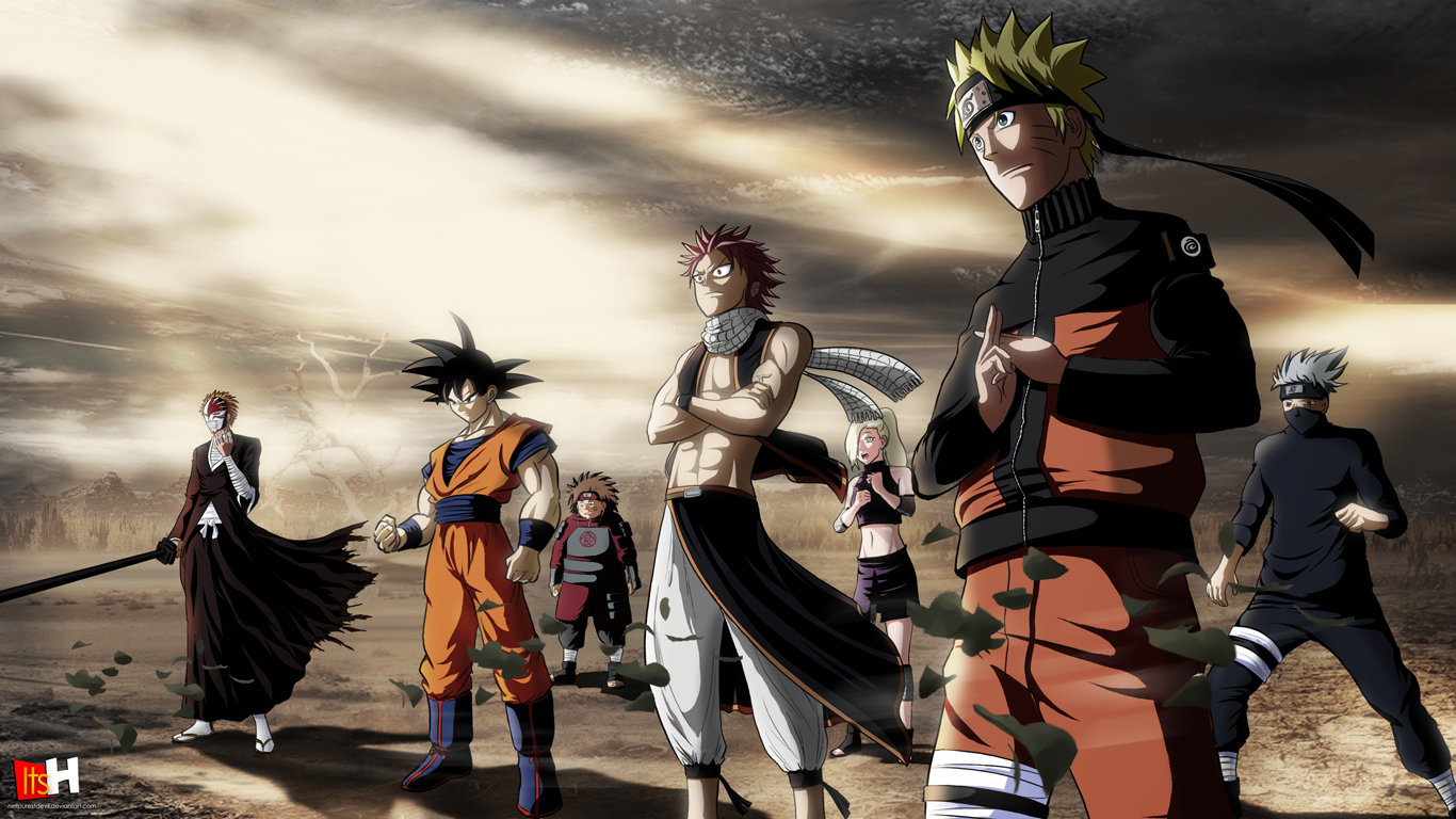 Download Wallpaper Naruto Dbz - naruto_shippuden___rescue_team_by_hellpurestdevil-d4ce3ma  Pictures_244626.jpg