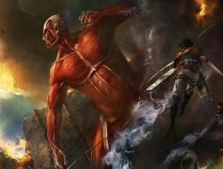 titan, rivaille , shingek…