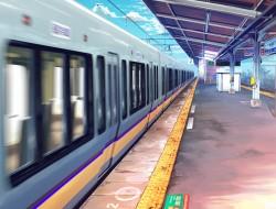 scenic , train