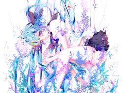 hatsune_miku , marinachan…