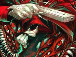 Alucard Hellsing vampires