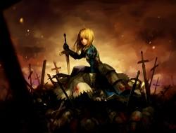 weapon, sword, sky, dress…