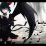 anime, girl, Dark, Precur…