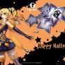 halloween, yukiusagi