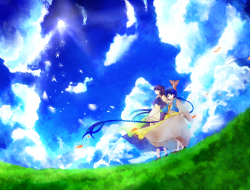 aladdin magi, clouds, fun…