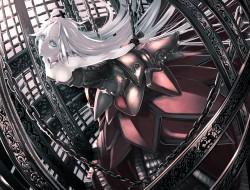 aguhari, armor, bondage, …