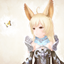 animal ears, armor, blond…