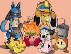 animal, crossover, fire, …