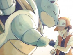 blastoise, pokemon, red p…