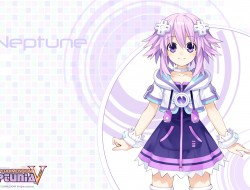 hyperdimension neptunia, …