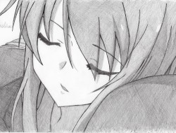 close, monochrome, sakura…