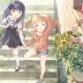 girls, dress, flowers, or…