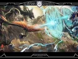 dragon, pixiv fantasia, t…
