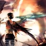 wings, Titan, anime, pain…