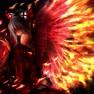 bow, fire, fujiwara no mo…