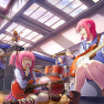 angel beats, drums, guita…