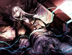 dress, Rozen Maiden, goth…