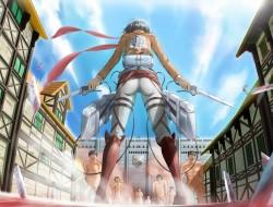 blood, Shingeki no Kyojin…