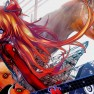 Asuka Langley Soryu anime…