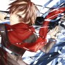 brown hair, guilty crown,…