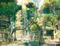 building, city, landscape…