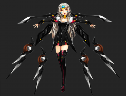 dress, elsword, eve elswo…
