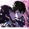 cherry blossoms, chitanda…