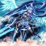 aoki reika, blue hair, lo…