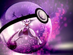 Pokemon i  Mewtwo i  anim…