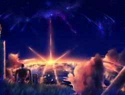 laputa,  castle,  sky, st…