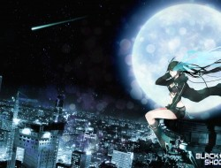 Black Rock Shooter City