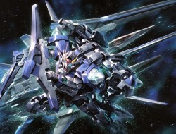 outer space , Gundam , ro…