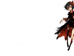 aki_shizuha, black_hair, …