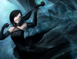 Okita Violin