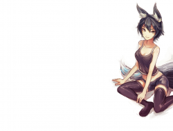 animal_ears, black_hair, …