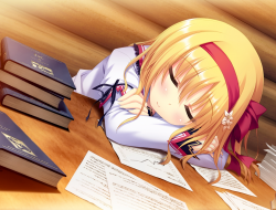 blonde_hair, book, game_c…