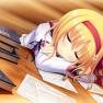 blonde_hair, book, game_c…