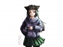 animal_ears, kotikomori, …