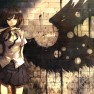 girl, Wings, Original, Ar…