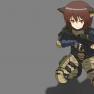 animal_ears, armor, brown…