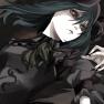 black_hair, fang, red_eye…
