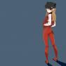 bodysuit, brown_hair, chi…
