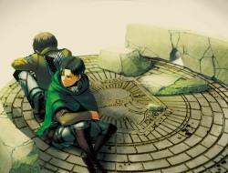 Shingeki no kyojin, Eren,…