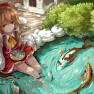 animal, fish, hakurei_rei…