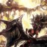 dragon, elf,