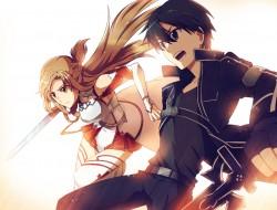 kirigaya_kazuto, sword, s…