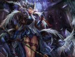 armor, edenfox, feathers,…