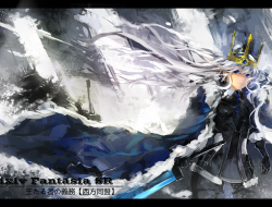 armor, blue eyes, crown, …